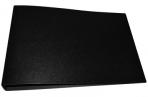 Папка-регистратор HERLITZ А3 горизонтальная, прочный фиброкартон, 75мм, черная, 10397073 оптом