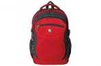 "Рюкзак для школы и офиса BRAUBERG ""StreetBall 2"", 30 л, размер 48х34х18 см, ткань, серо-красный, 224452 оптом"