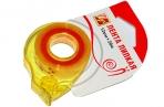 Клейкие ленты 12мм х 30м канцелярские ЛУЧ, прозрачные, гарантир. длина, 18С1215-08 оптом