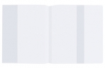 Обложка 230*450 ПП для учебника ПИФАГОР универсальная, прозрачная, 70 мкм оптом