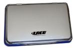 Штемпельная подушка LACO (ЛАКО, Германия) 110*70 мм, металлический корпус, краска синяя, ST2 оптом