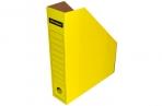 Лоток вертик гофро 75 мм А4  желтый 700 листов оптом