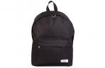 Рюкзак STAFF College STREET, универсальный, черный, 38x28x12 см, 226370 оптом