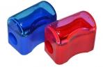 Точилка ПИФАГОР с контейнером, пластиковая, СУНДУЧОК, цвет корпуса ассорти, 226938 оптом