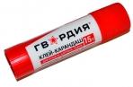 Клей-карандаш ГВАРДИЯ, 15 г, 227616 оптом