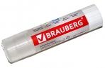 "Клей-карандаш BRAUBERG ""Crystal"", 9 г, прозрачный, 227967, PVP оптом"