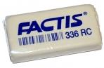 Резинка стирательная FACTIS 336 RC (Испания), прямоугольная, 40х20х8мм, синтет. каучук, CNF336RC оптом