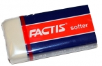 Ластик FACTIS Softer S 24 (Испания), 50х24х10мм, картон. держат, синт. каучук, CMFS24 оптом