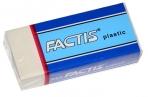Ластик FACTIS Plastic P 24 (Испания), 50х24х10 мм, мягкий, картонный держатель, CPFP24 оптом