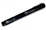 """Ластик PENTEL (Япония) """"Clic Eraser"""", 117х12х15 мм, белый, выдвижной, ПВХ, черный держатель, ZE80-A оптом"""