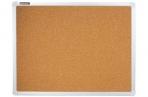 Доска пробковая BRAUBERG 45*60 см, алюминиевая рамка, ГАРАНТИЯ 10 ЛЕТ, РОССИЯ, 231711 оптом