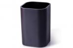 Подставка-органайзер (стакан для ручек), черный, 22037 оптом