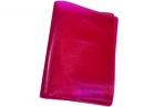Обложка для паспорта полупрозрачная, ПВХ, цвет ассорти, ОД3-19 оптом