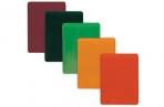 Обложка-карман для проездных документов, карт, пропусков, 92х69 мм, ПВХ, цвет ассорти, ДПС, 1351. 300 оптом