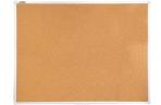 Доска пробковая BRAUBERG 90*120 см, алюминиевая рамка, ГАРАНТИЯ 10 ЛЕТ, РОССИЯ, 231711 оптом