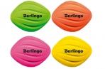 """Ластик Berlingo """"Hybrid"""", овальный, термопластиная резина, 50*40*10мм оптом"""