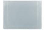 Блок-вкладыш для бумажника водителя OfficeSpace ПВХ, прозрачный, без доверенности оптом