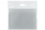 Блок-вкладыш для бумажника водителя OfficeSpace ПВХ, прозрачный, с доверенностью оптом