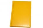 """Ежедневник недат., A6, 160л., балакрон,  """"Ariane"""", желтый, OfficeSpace оптом"""