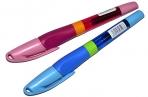 """Ручка перьевая Berlingo """"Arrow"""", 1 сменный картридж, корпус ассорти оптом"""