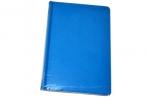 "Ежедневник недат., A5, 136л., кожзам,  ""Winner"", ярко-синий, OfficeSpace оптом"