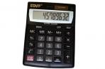 Калькулятор STAFF настольный STF-1210, 10 разрядов, двойное питание, 140х105мм оптом