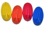 Крючок самоклеящийся «Овал», цвет МИКС оптом