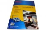 Обложки для переплета картонные ProMega Office белые, кожа А3, 230г/м2 оптом