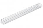 Пружины для переплета пластиковые ProMega Office 32мм белые 50шт/уп оптом
