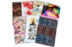 Обложка-карман для карт и пропусков 95*65мм, ПВХ, фотопечать, ассорти, OfficeSpace оптом