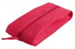 Сумка для обуви, отдел на молнии, цвет розовый оптом