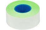 Этикет-лента OfficeSpace, 26*16мм, прямоугольная, зеленая, 800 этикеток оптом