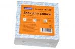 Блок для записи на склейке OfficeSpace, 8*8*4см, белый, белизна 70-80% оптом
