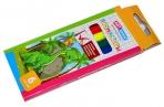 """Фломастеры ArtSpace """"Динозаврики"""", 06цв., смываемые, картон, европодвес оптом"""