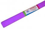 Бумага крепированная ArtSpace, 50*200см, 30г/м2, сиреневая, в рулоне оптом