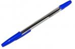 Ручка шариковая OfficeSpace, синяя, 0, 7мм, штрихкод оптом