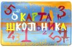 """Обложка-карман для карт и пропусков ДПС """"Школьник"""", 64*96мм, ПВХ оптом"""
