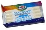 """Пластилин Гамма """"Классический"""" белый, 50г оптом"""