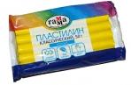 """Пластилин Гамма """"Классический""""желтый, 50г оптом"""