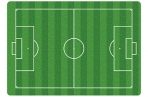 """Настольное покрытие детское ArtSpace """"Football field"""", 28, 3*19, 7см оптом"""