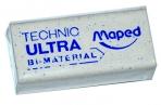 """Ластик Maped """"Mini Technic Ultra"""" прямоугольный, пластик, картонный футляр, 39*18, 2*12, 6мм оптом"""