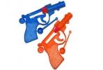 Стрелялка «Пистолет», цвета МИКС оптом