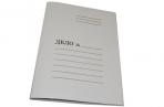 Скоросшиватель картон белый мелованный 450г ЭВРИКА СК-45/97-М оптом