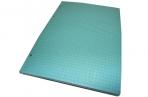 сменный блок А5 80л 60г/м2 для тетради на кольцах, голубой клетка оптом