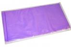 Скатерть для дачи Хозяюшка Радуга, цвет лаванда 137?183 см оптом