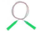 Скакалка, пластик, ПВХ, 2, 3 м, d=4, 3 мм, цвета МИКС оптом