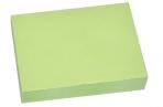 Блок с липким краем, 100 листов, 38 х 51 мм, Lamark, пастель зелёная оптом