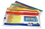пакет TRAVEL на гибкой молнии ZIP прозрачный оптом