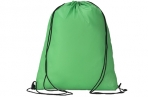 Мешок для обуви, отдел на шнурке, цвет зелёный оптом