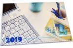 2019 Календарь-трио  Офисный 310*690 мм. оптом